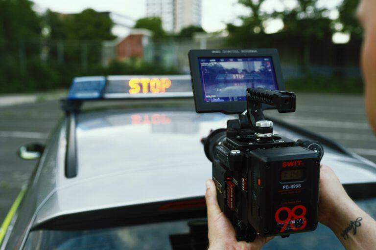 stoppen politie verkeersboete